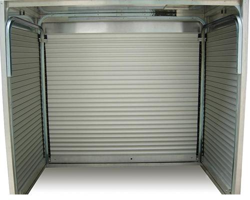 卷帘门集装箱房